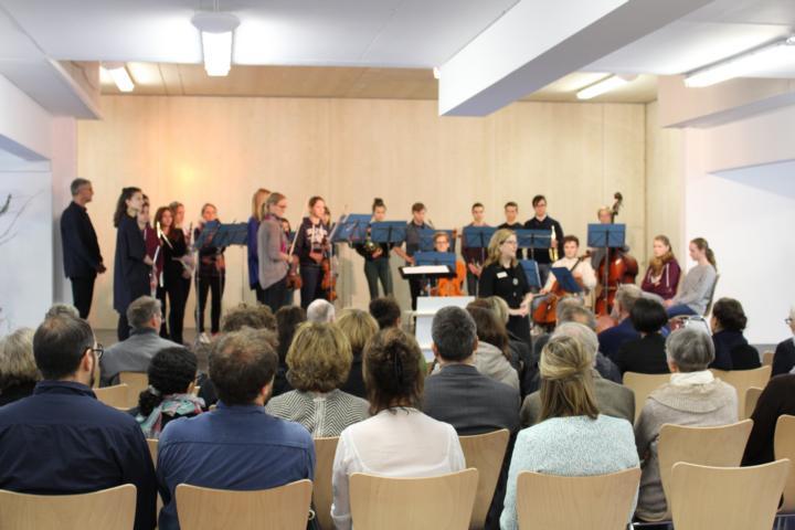 Jubiläumsfeier am 11. November